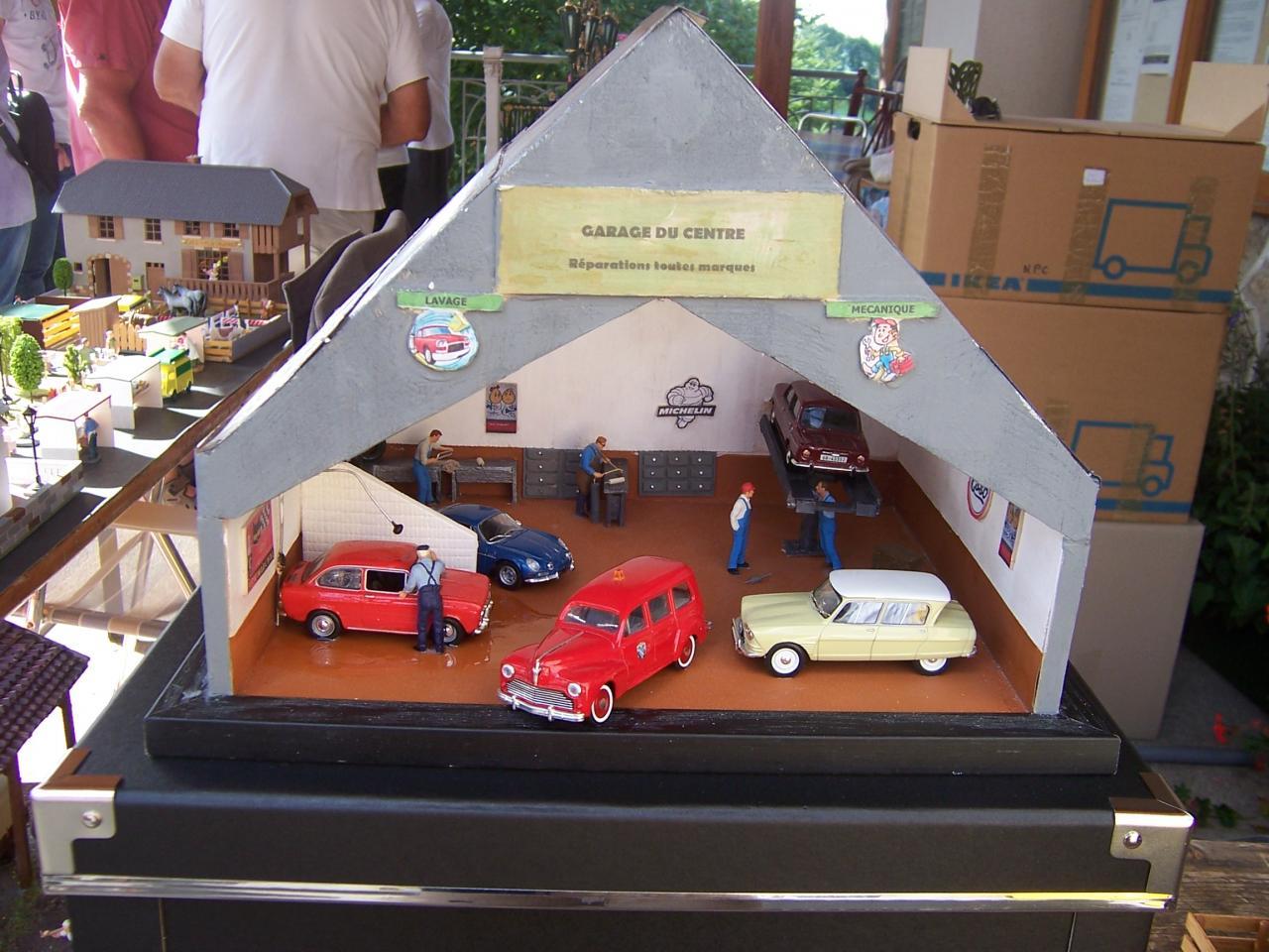 Garage des années 60