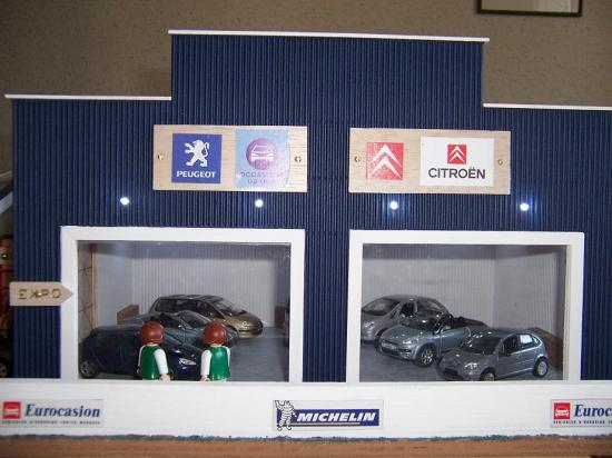 HALL D'EXPOSITION