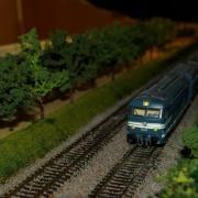 Locomotive diésel
